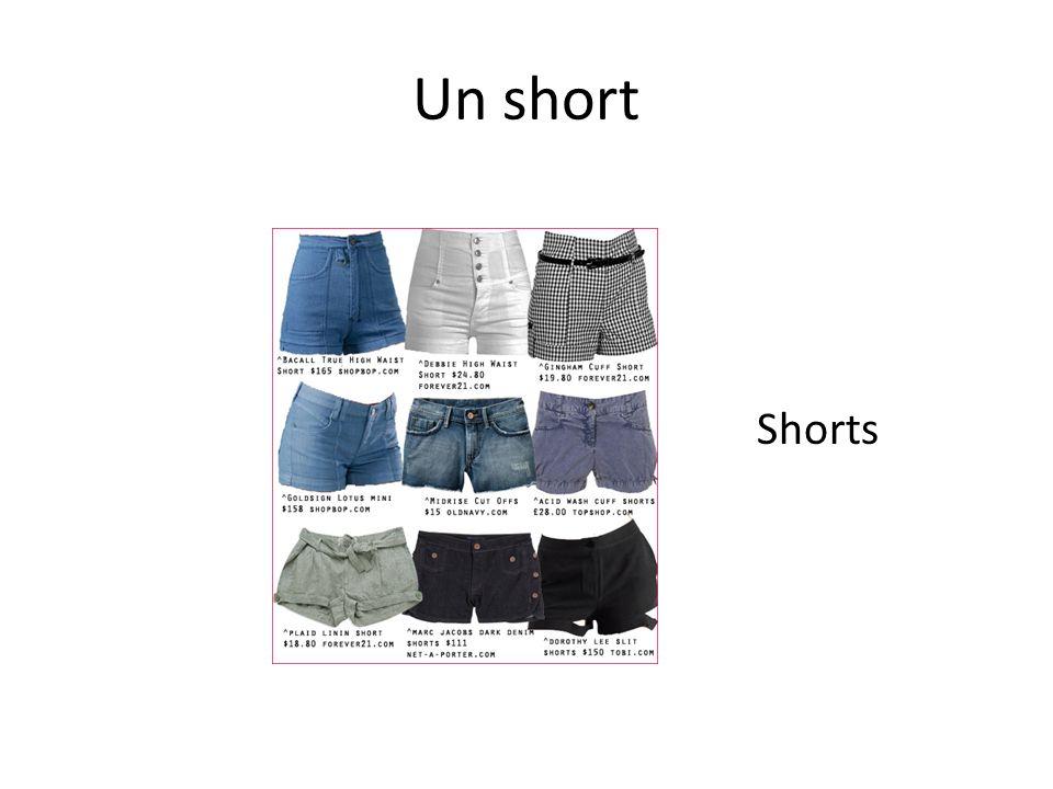 Un short Shorts