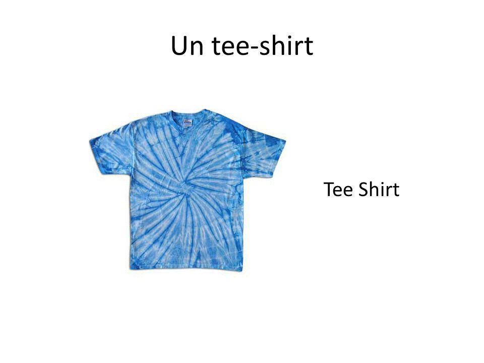 Un tee-shirt Tee Shirt