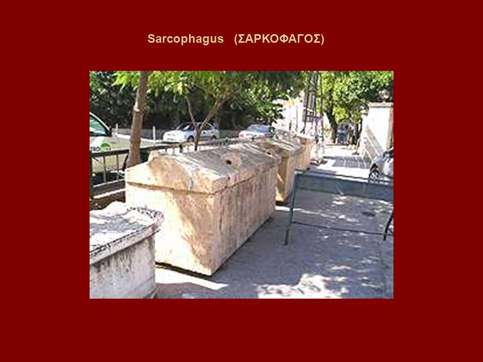Sarcophagus (ΣΑΡΚΟΦΑΓΟΣ)