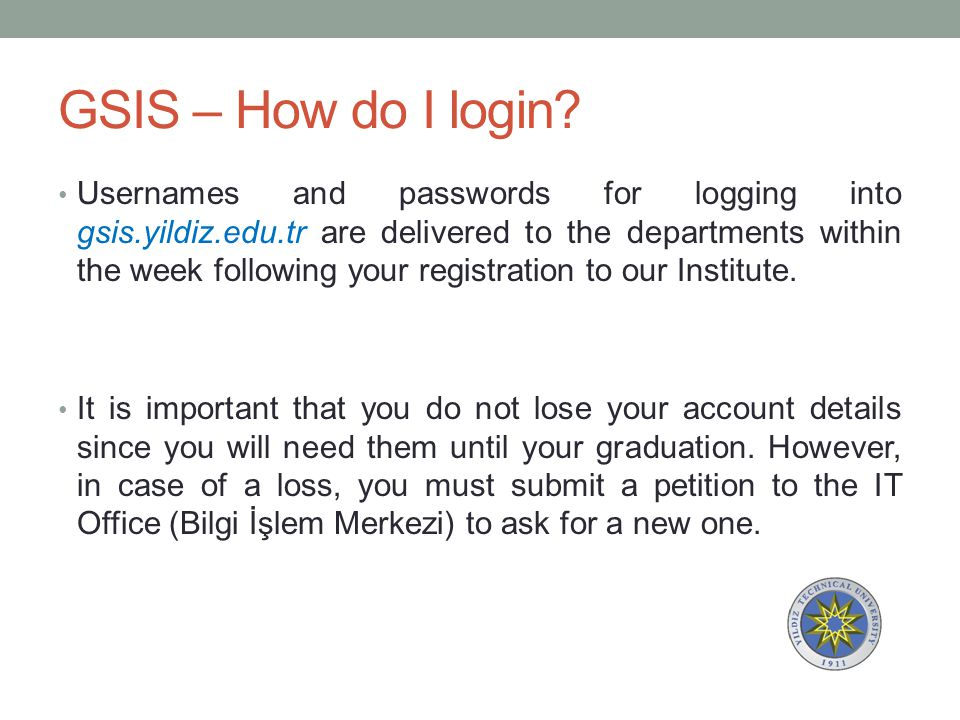 GSIS – How do I login.