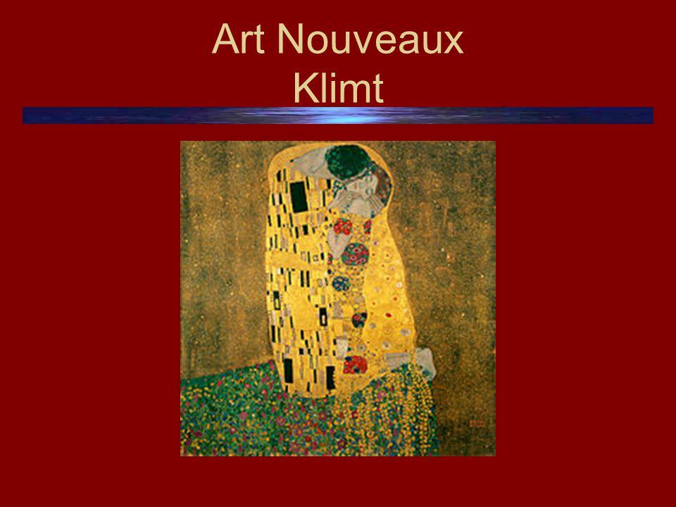 Art Nouveaux Klimt