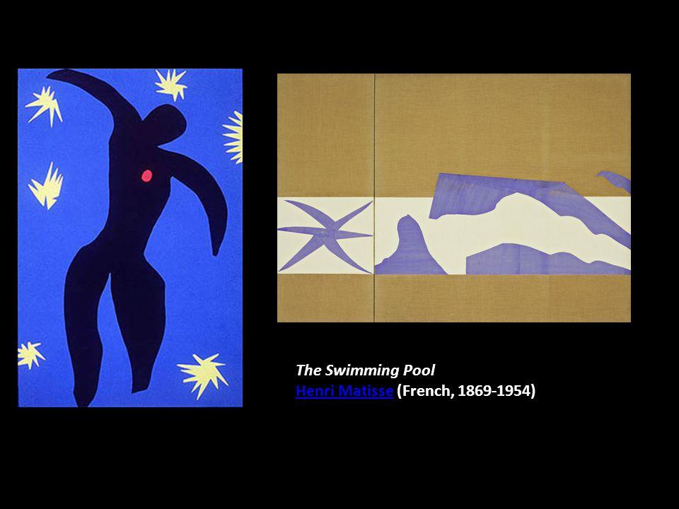 The Swimming Pool Henri MatisseHenri Matisse (French, 1869-1954)