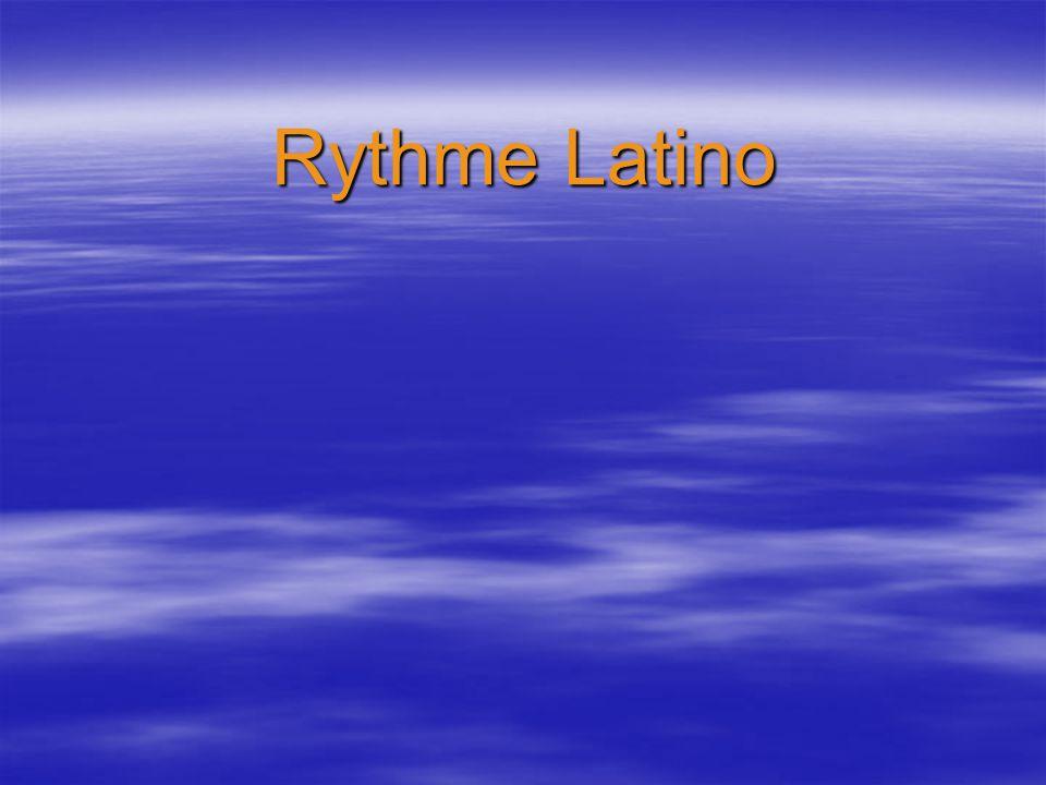Rythme Latino