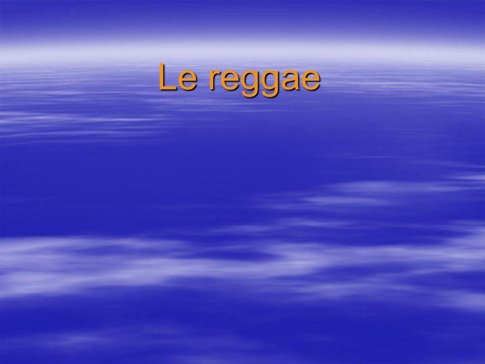 Le reggae