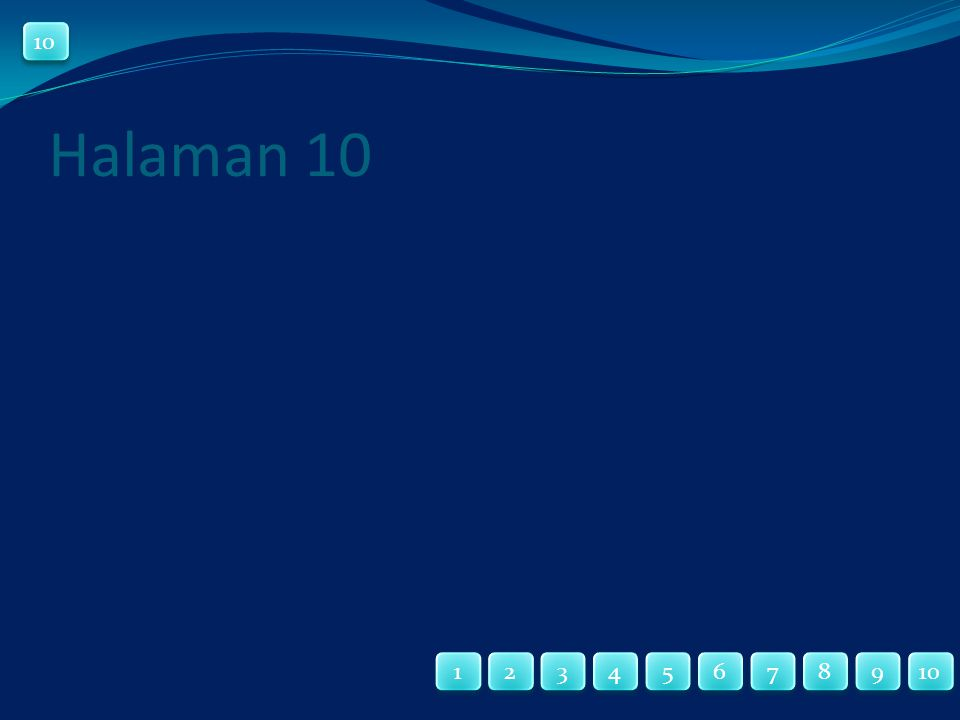 Halaman 10 10 4 4 1 1 2 2 3 3 9 9 8 8 7 7 6 6 5 5