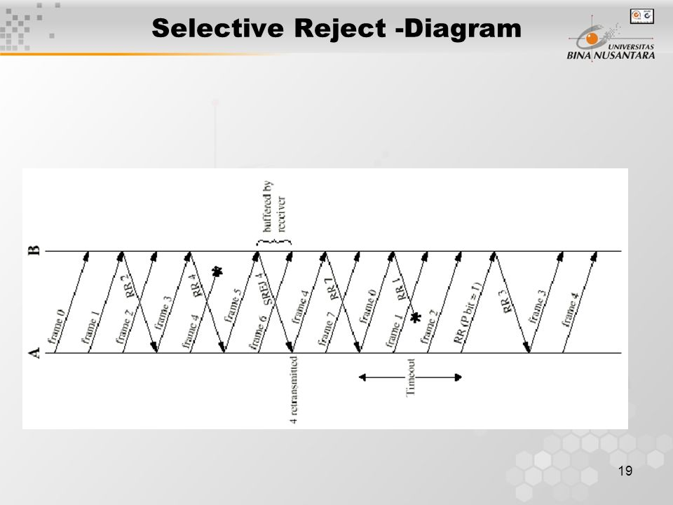 19 Selective Reject -Diagram