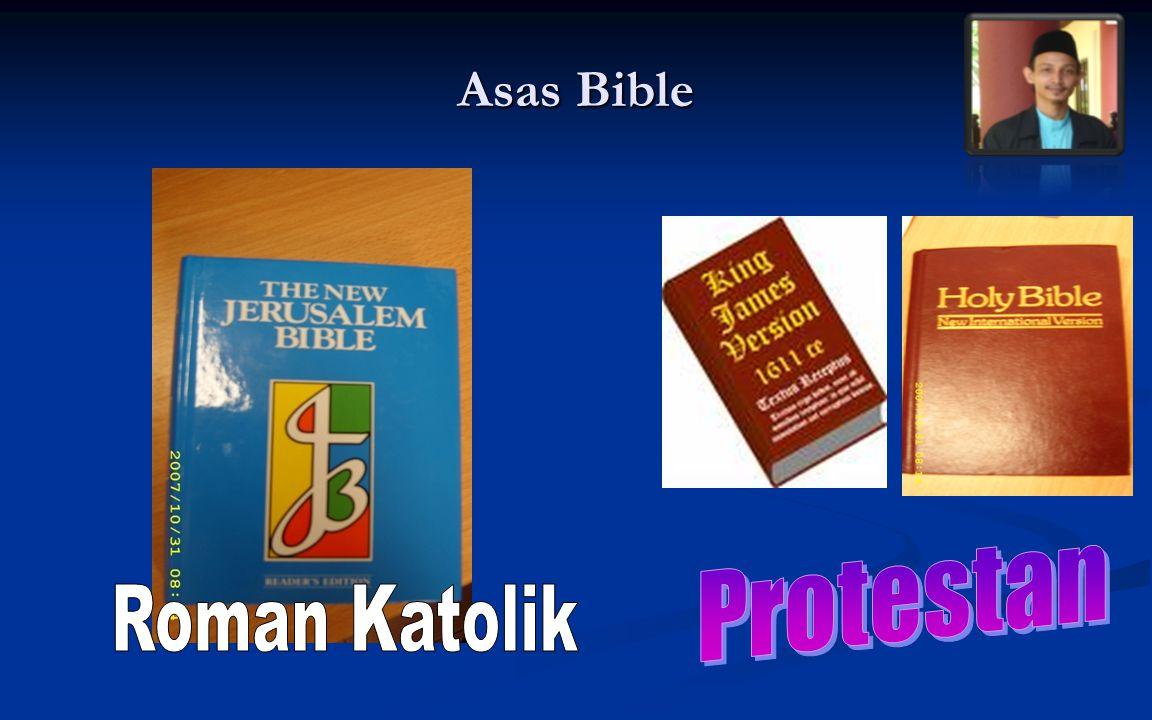 Siapa Penulis Perjanjian Lama