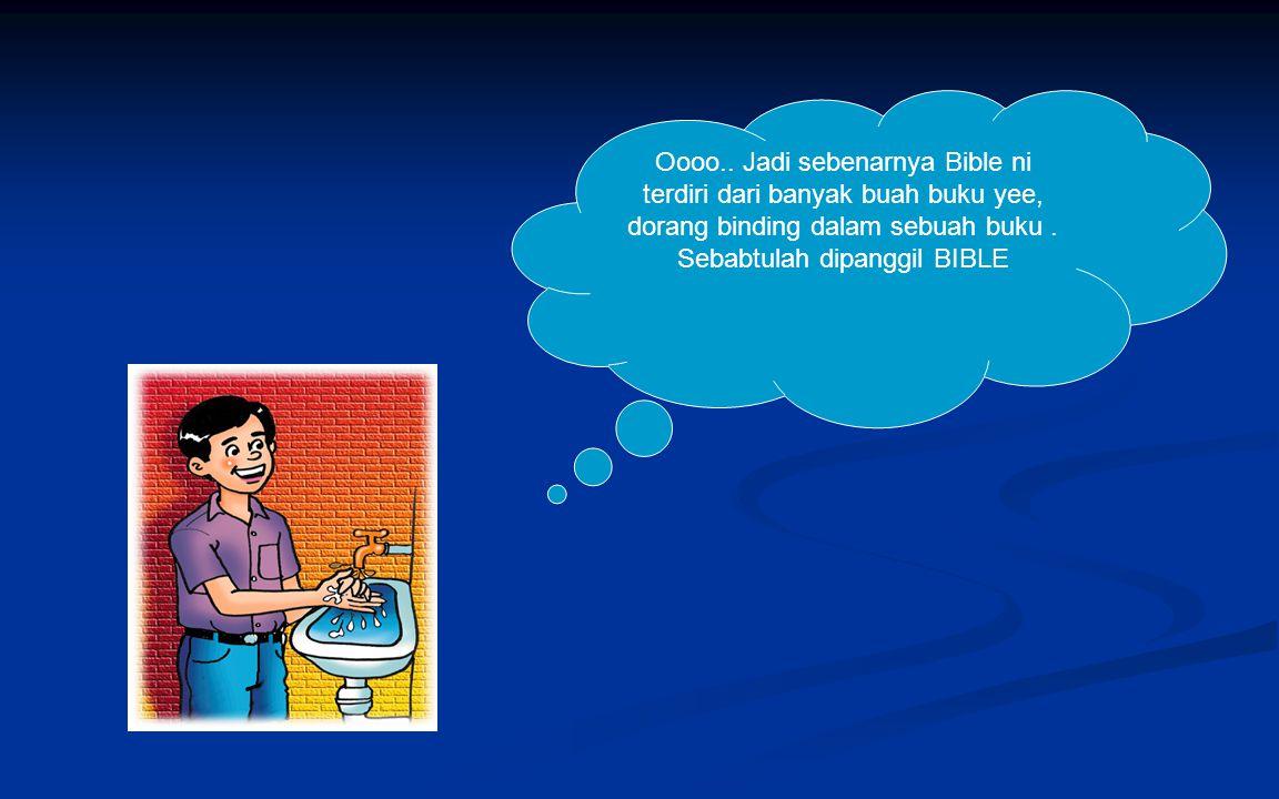Old Testament Perjanjian Lama DanielHoseaYoelAmosObajaYunusMikhaNahumHabakkukZefanyaHagaiZakhariaMaleakhi KejadianKeluaranImamatBilanganUlanganYosuaHakimRut 1 Samuel 2 Samuel 1 Raja 2 Raja 1 Tawarikh 2 Tawarikh EzraNehemiaEsterAyubMazmurAmsalPengkhotbah Kidung Agung YesayaYeremiaRatapanYehezkiel