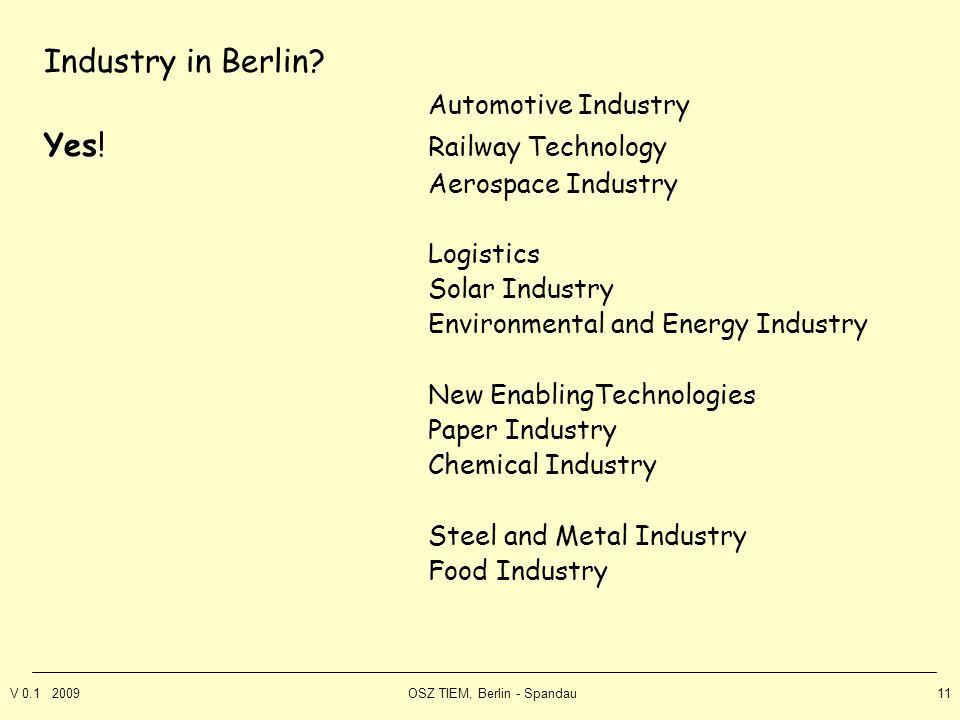 V 0.1 2009OSZ TIEM, Berlin - Spandau11 Industry in Berlin.