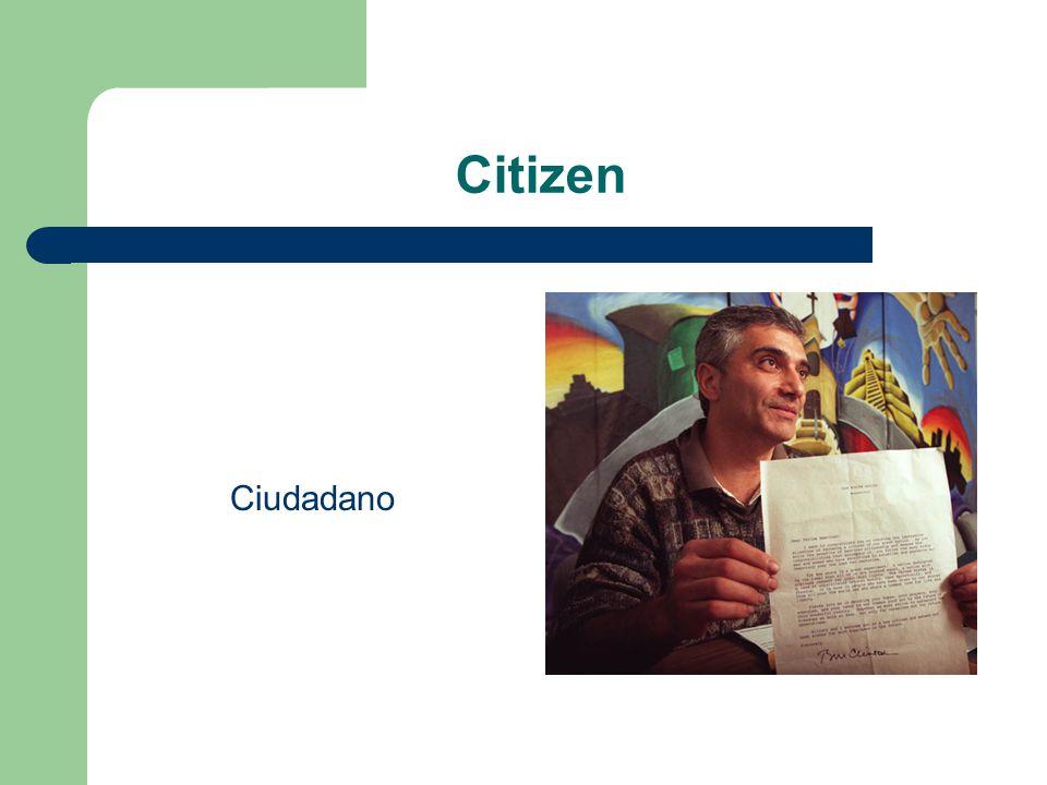 Citizen Ciudadano