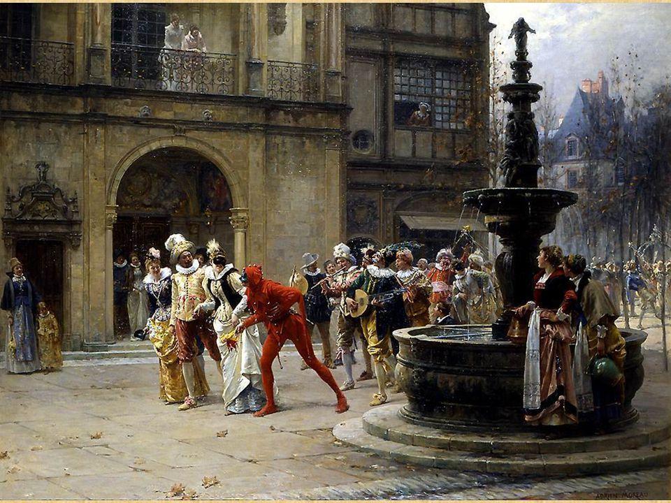 1 1 Adrien Moreau Une mascarade au XVII siecle