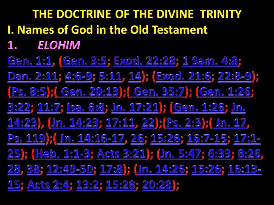 4.The Pauline Epistles: Rom. 4:1-4; 5:1-5; 8:1-27; 9:1-5; 14:17-18; 15:8-30; 1 Cor.