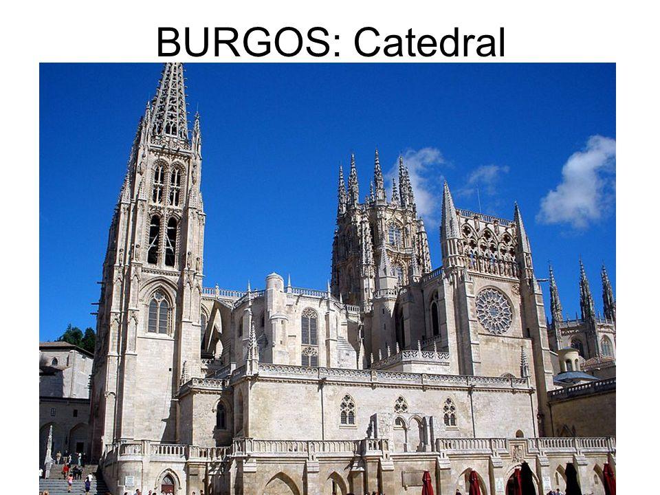 BURGOS: Catedral