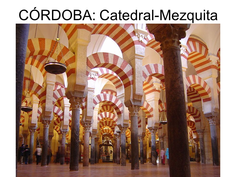 CÓRDOBA: Catedral-Mezquita
