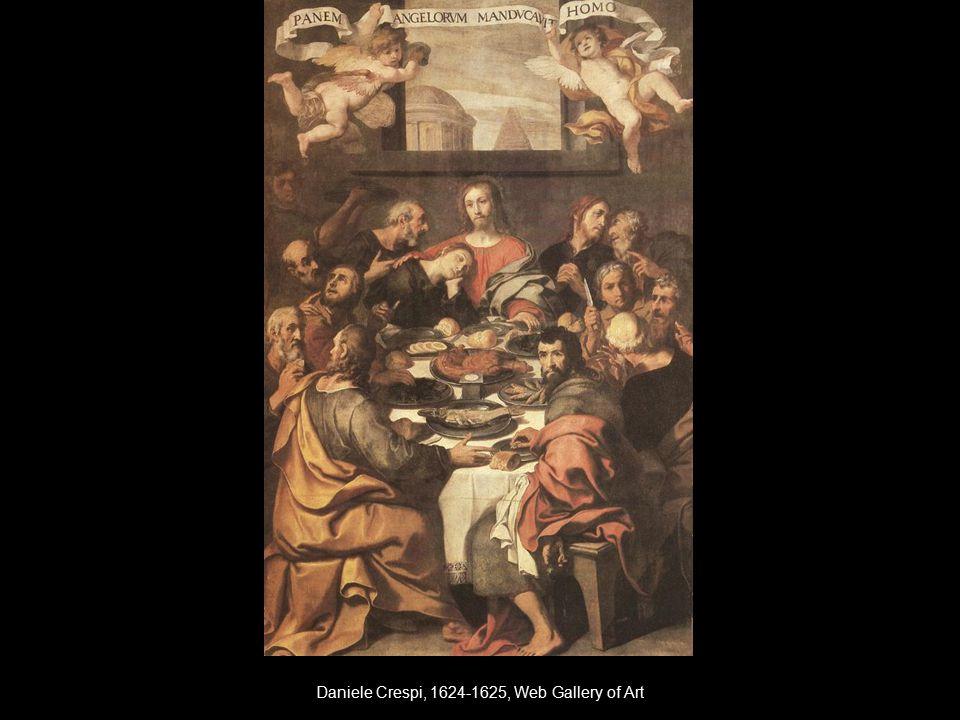 Daniele Crespi, 1624-1625, Web Gallery of Art