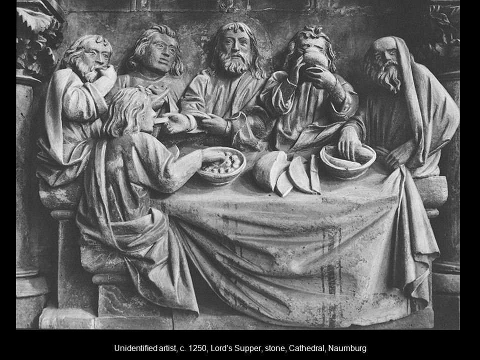 Duccio di Buoninsegna, The Last Supper, Museo dell 'Opera del Duomo, Siena
