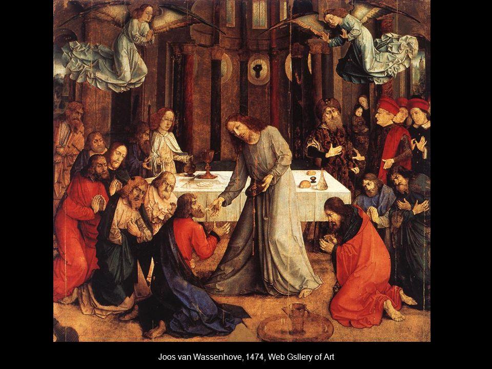 Joos van Wassenhove, 1474, Web Gsllery of Art