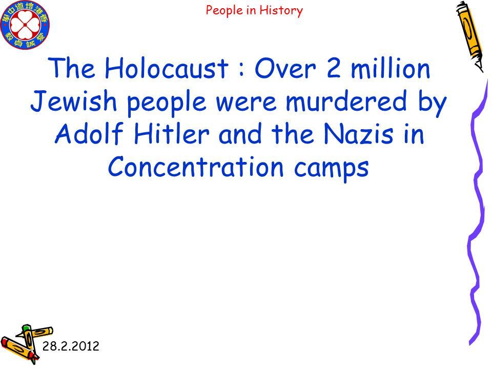 People in History 28.2.2012 The rise of the Fascists (Nazis) in Germany and Italy between WWI and WWII