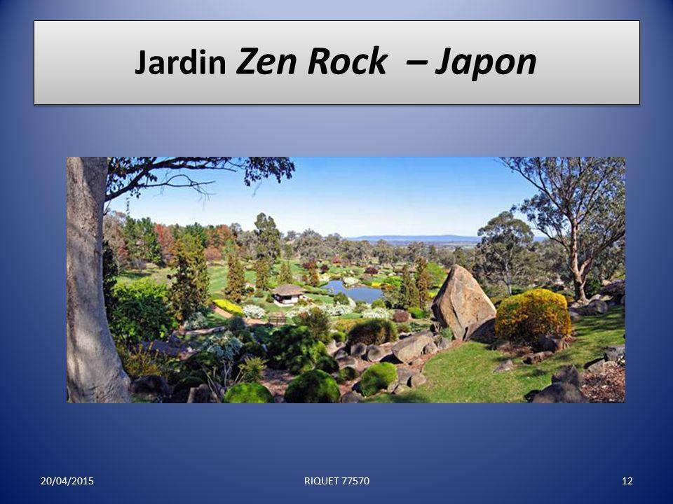 Jardin Japonais – Hollande 20/04/201511RIQUET 77570