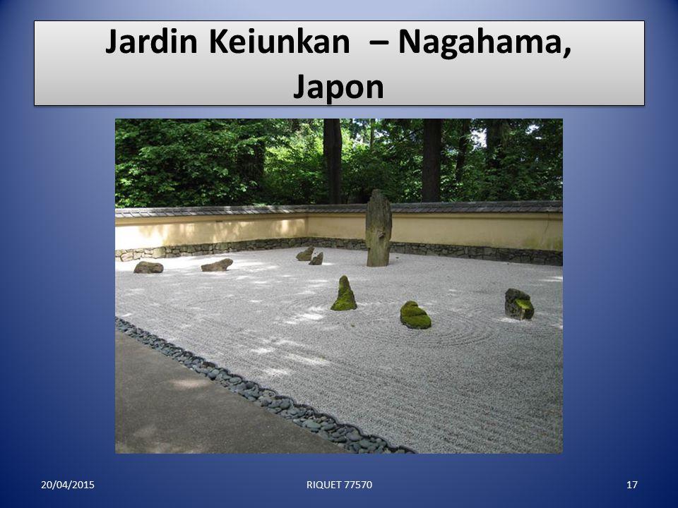 Jardin Suizenji-jojuen – Kumamoto, Japon 20/04/201516RIQUET 77570