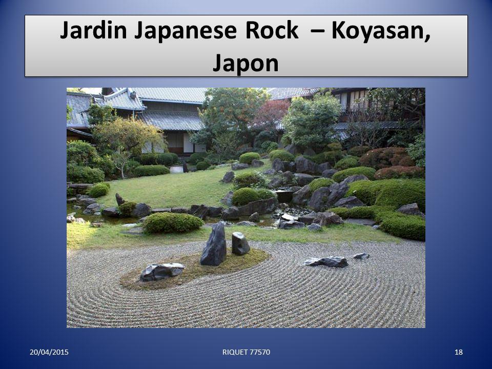 Jardin Keiunkan – Nagahama, Japon 20/04/201517RIQUET 77570