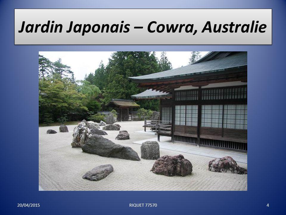 Jardin Ryoan-Ji Zen – Kyoto, Japon 20/04/20153RIQUET 77570