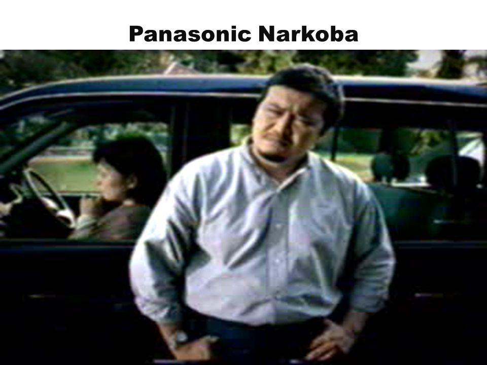 Panasonic Narkoba