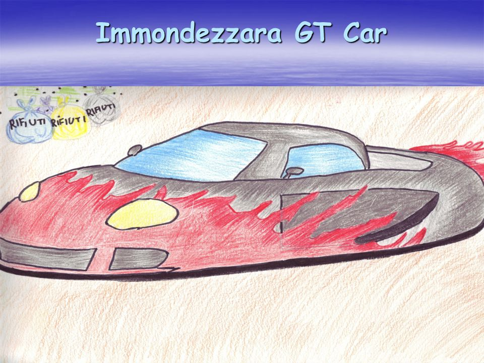 Immondezzara GT Car