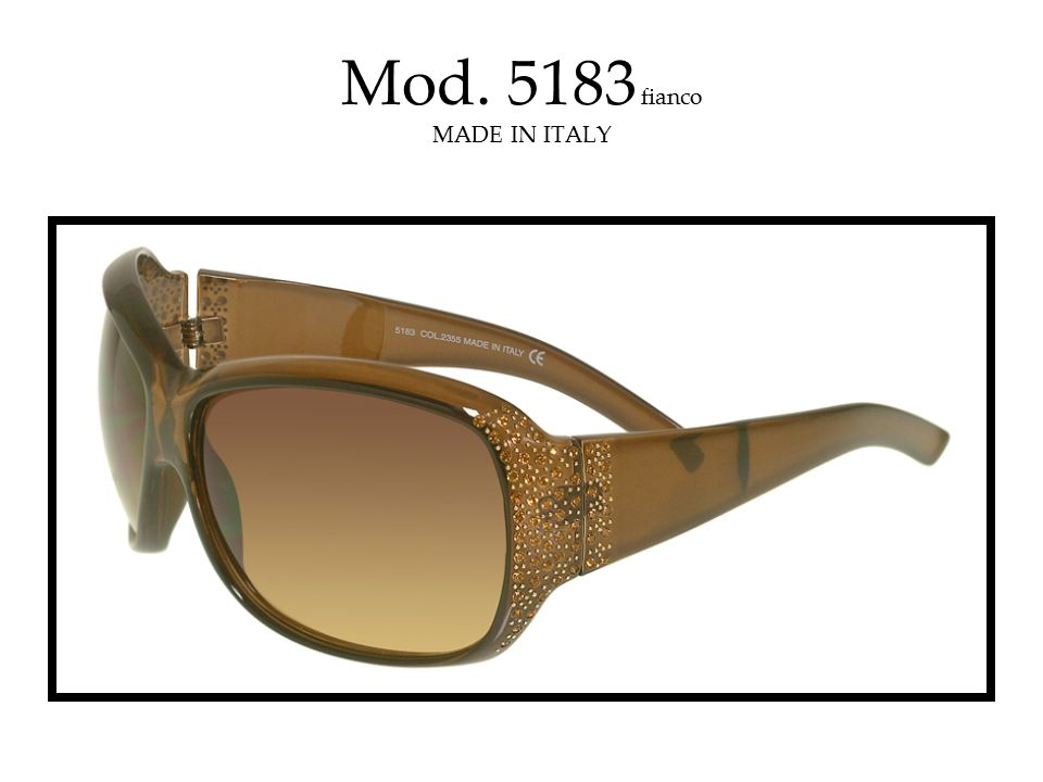 Mod. 5183 fianco MADE IN ITALY
