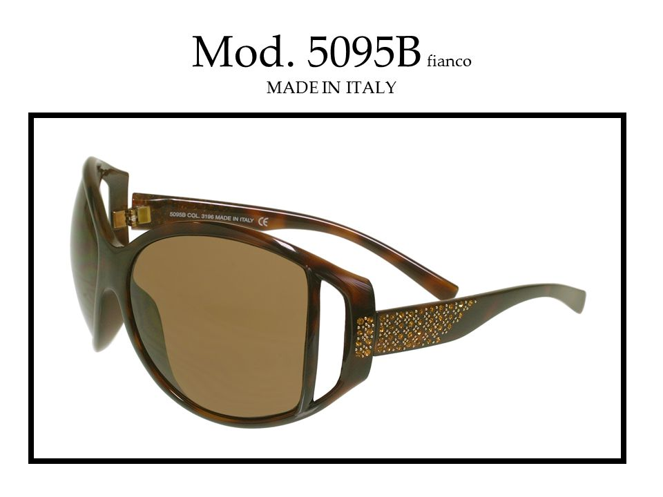 Mod. 5095B fianco MADE IN ITALY