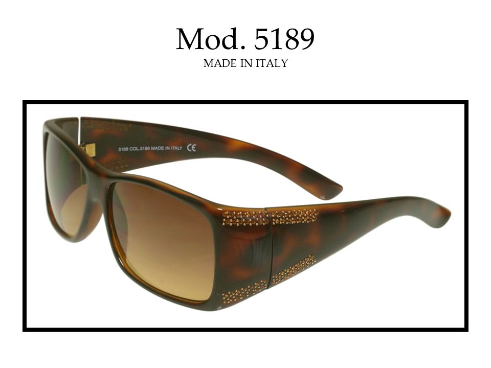 Mod. 5189 MADE IN ITALY