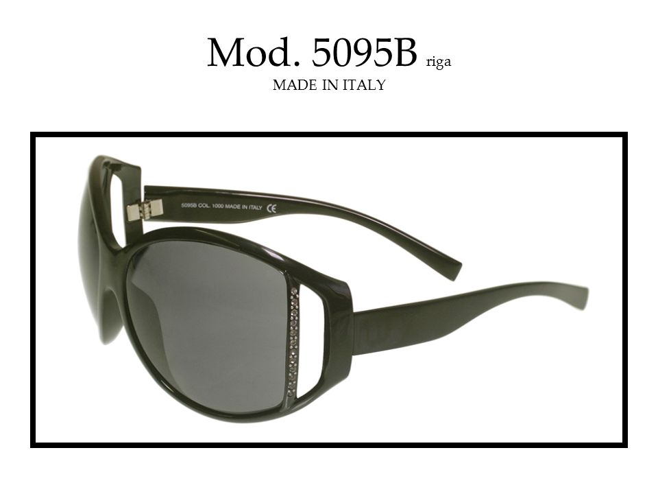 Mod. 5095B riga MADE IN ITALY