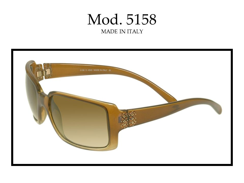 Mod. 5158 MADE IN ITALY