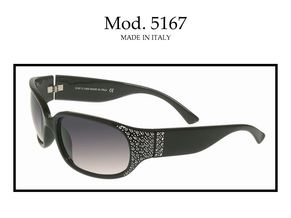 Mod. 5167 MADE IN ITALY