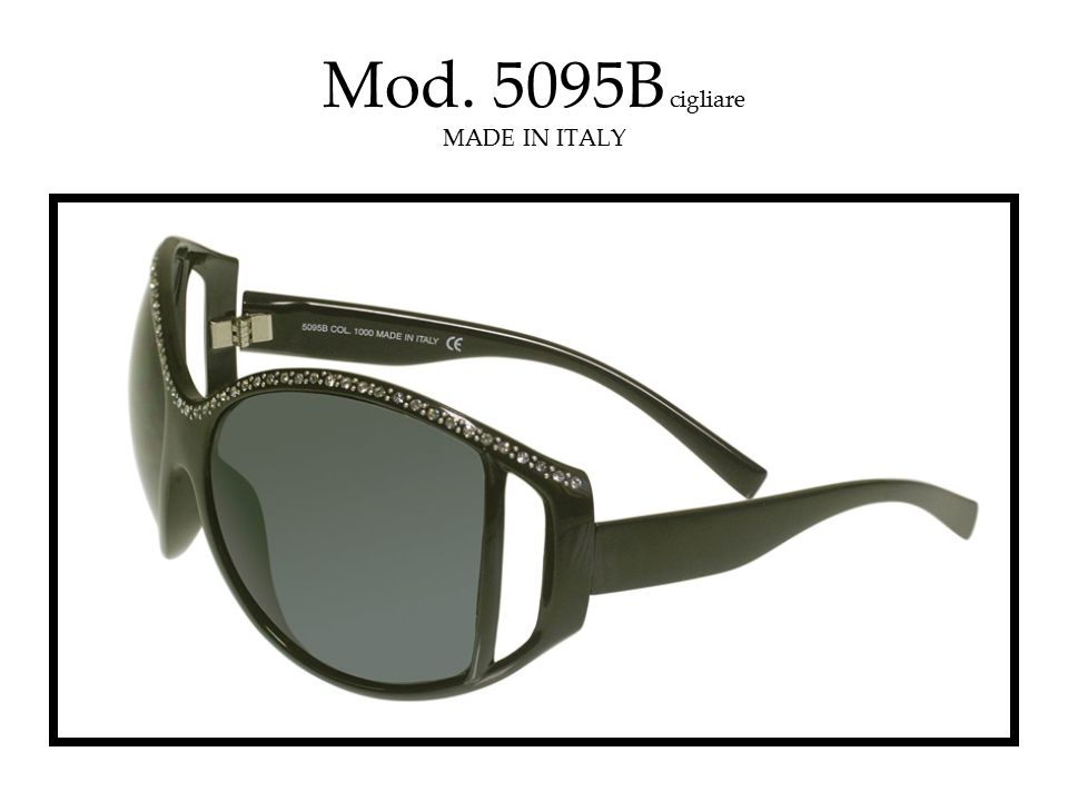 Mod. 5095B cigliare MADE IN ITALY