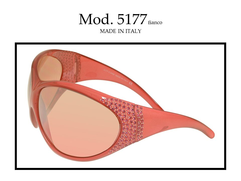 Mod. 5177 fianco MADE IN ITALY