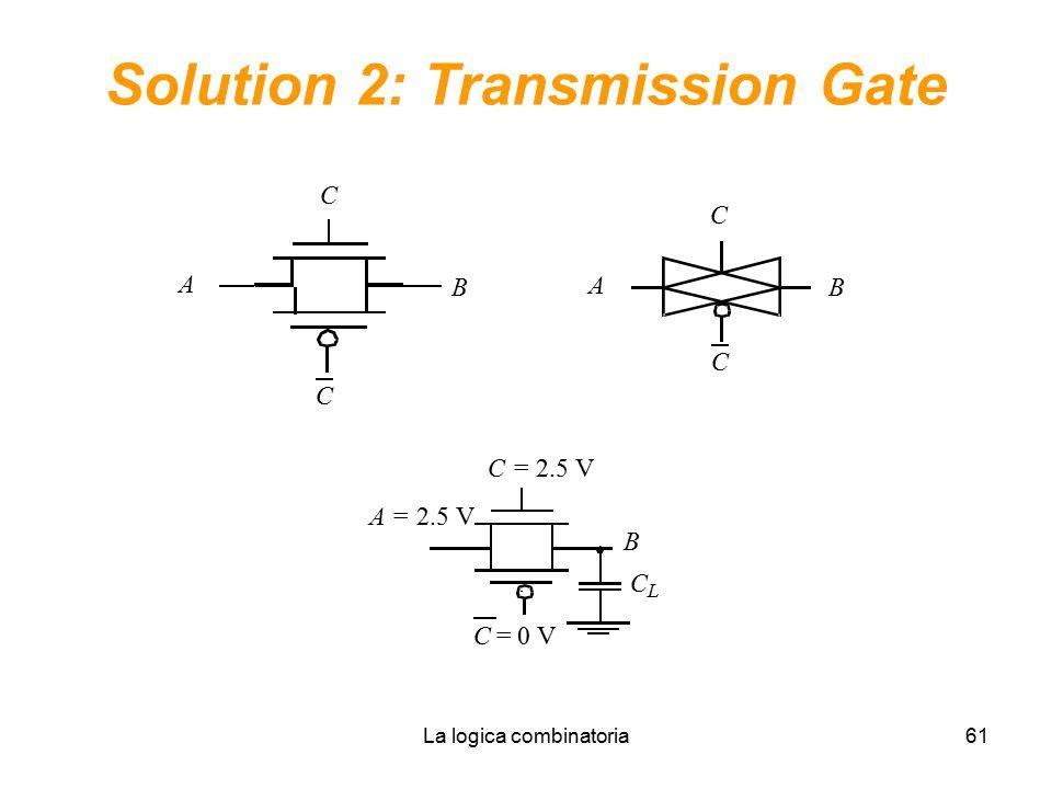 La logica combinatoria61