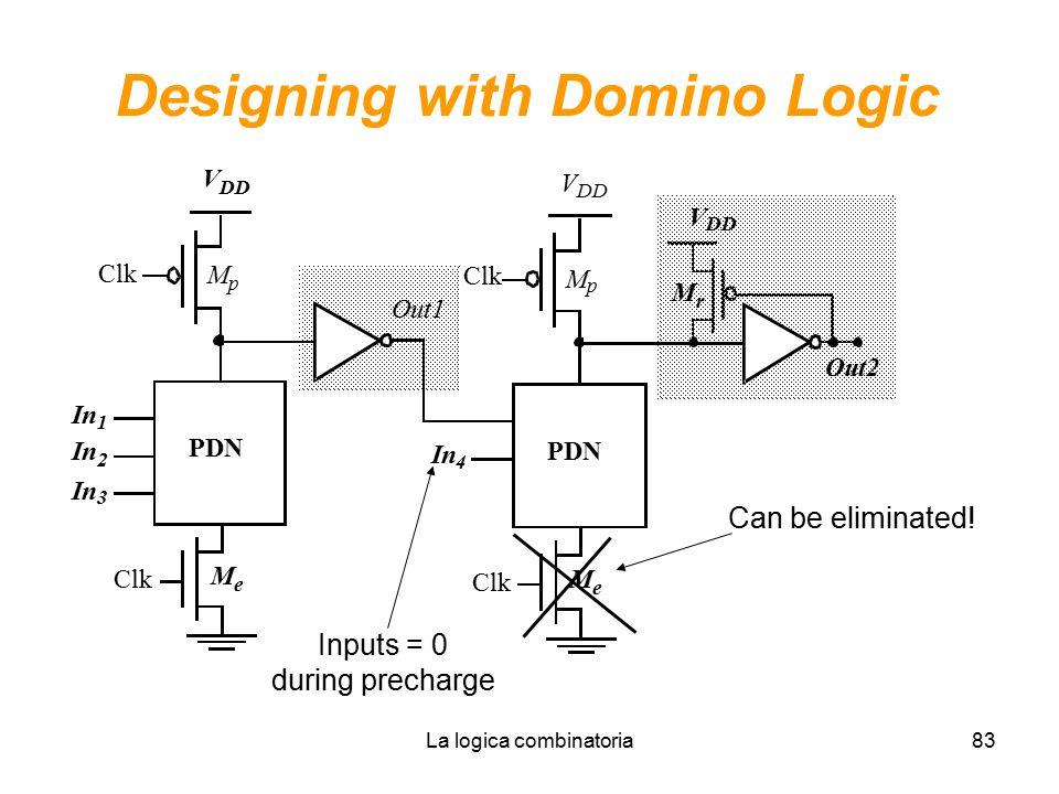 La logica combinatoria83
