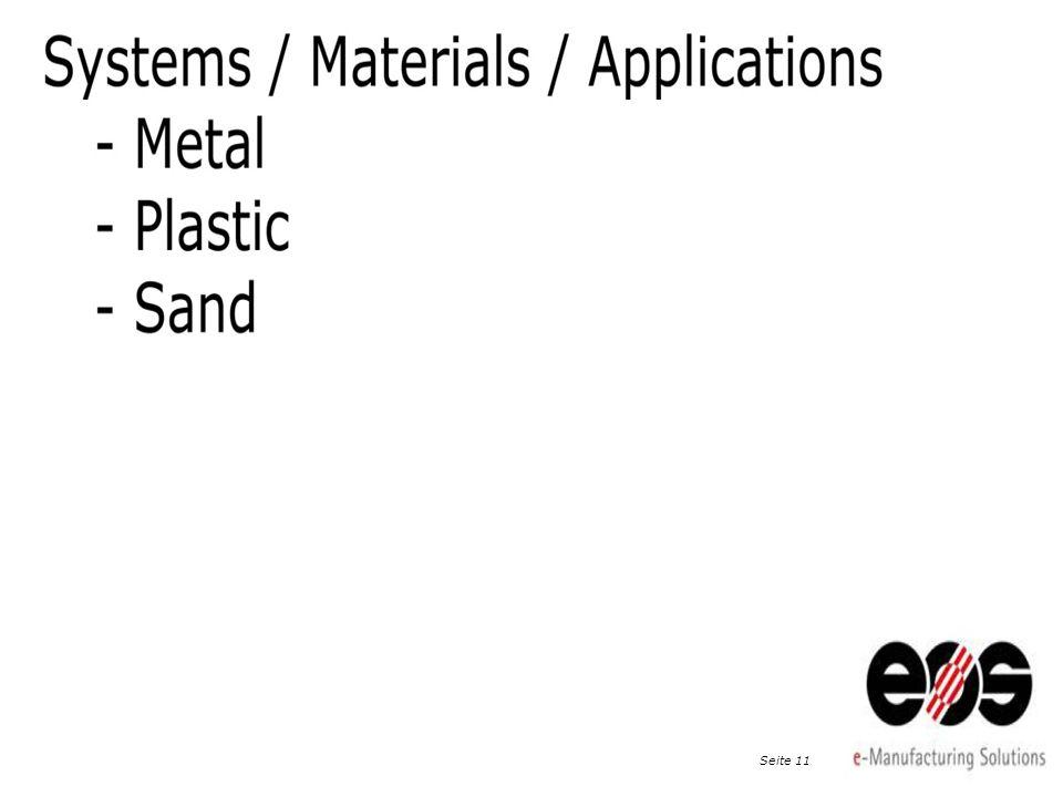 EOS 2011 at Taiwan · EOS e-Manufacturing, Dr. Peter Chiu, Detekt Inc., Seite 12