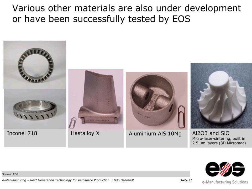 EOS 2011 at Taiwan · EOS e-Manufacturing, Dr. Peter Chiu, Detekt Inc., Seite 16