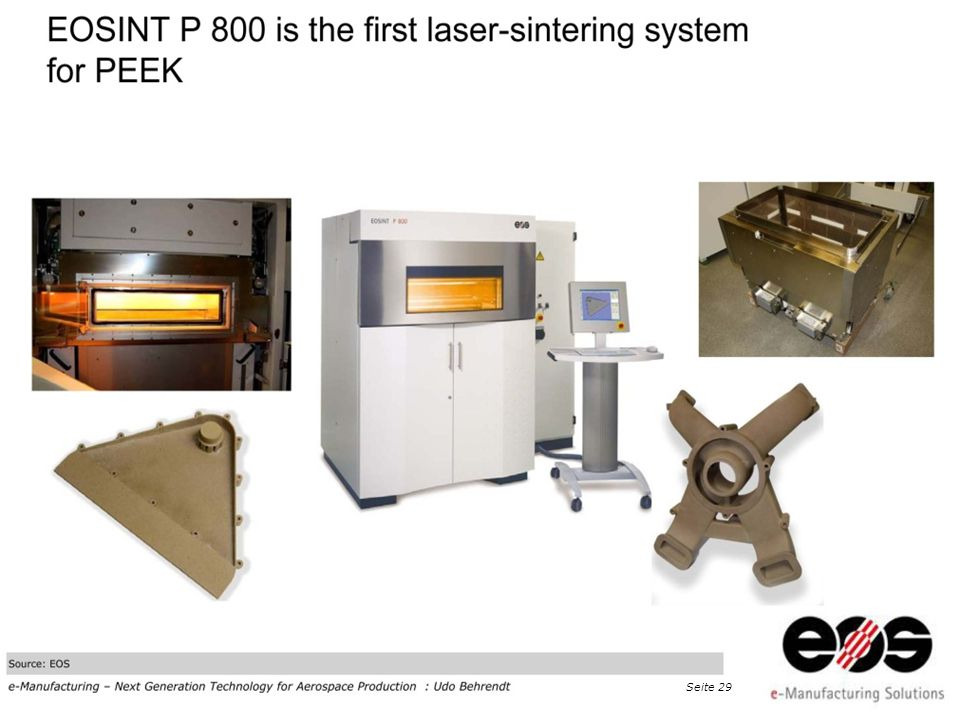 EOS 2011 at Taiwan · EOS e-Manufacturing, Dr. Peter Chiu, Detekt Inc., Seite 30