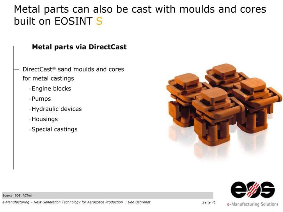 EOS 2011 at Taiwan · EOS e-Manufacturing, Dr. Peter Chiu, Detekt Inc., Seite 42
