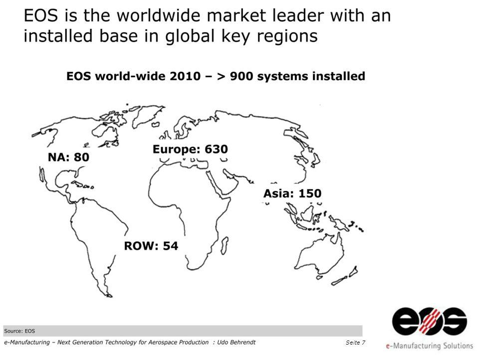 EOS 2011 at Taiwan · EOS e-Manufacturing, Dr. Peter Chiu, Detekt Inc., Seite 8