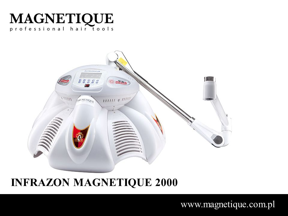 www.magnetique.com.pl INFRAZON MAGNETIQUE 2000