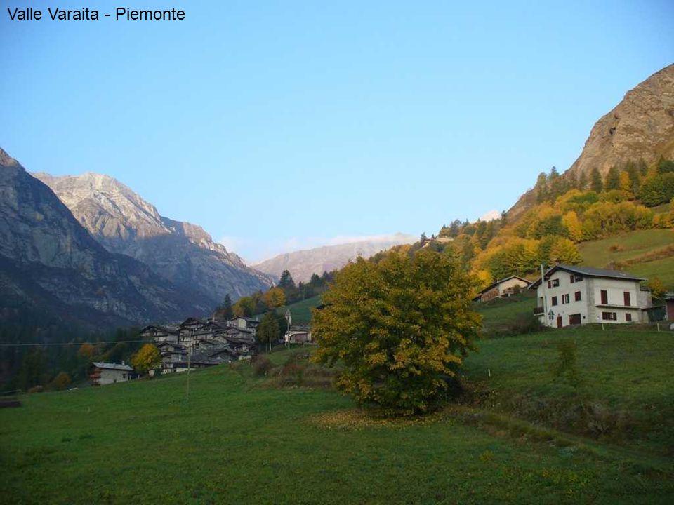 Valle Po - Piemonte