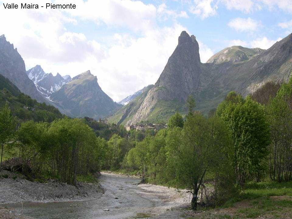 Valle Varaita - Piemonte
