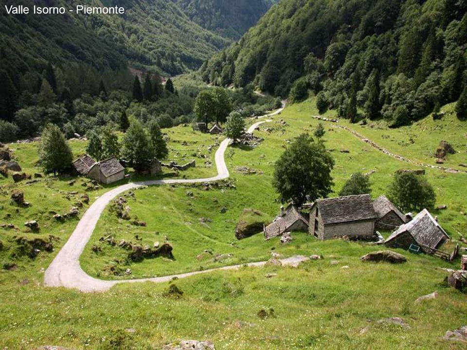 Val Casternone - Piemonte
