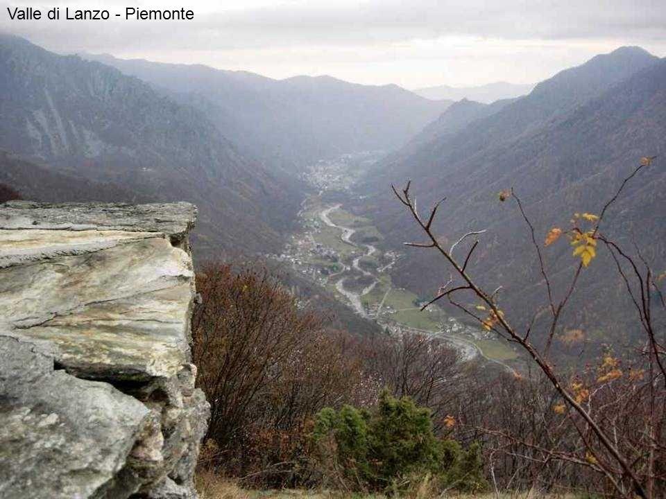 Valle Isorno - Piemonte