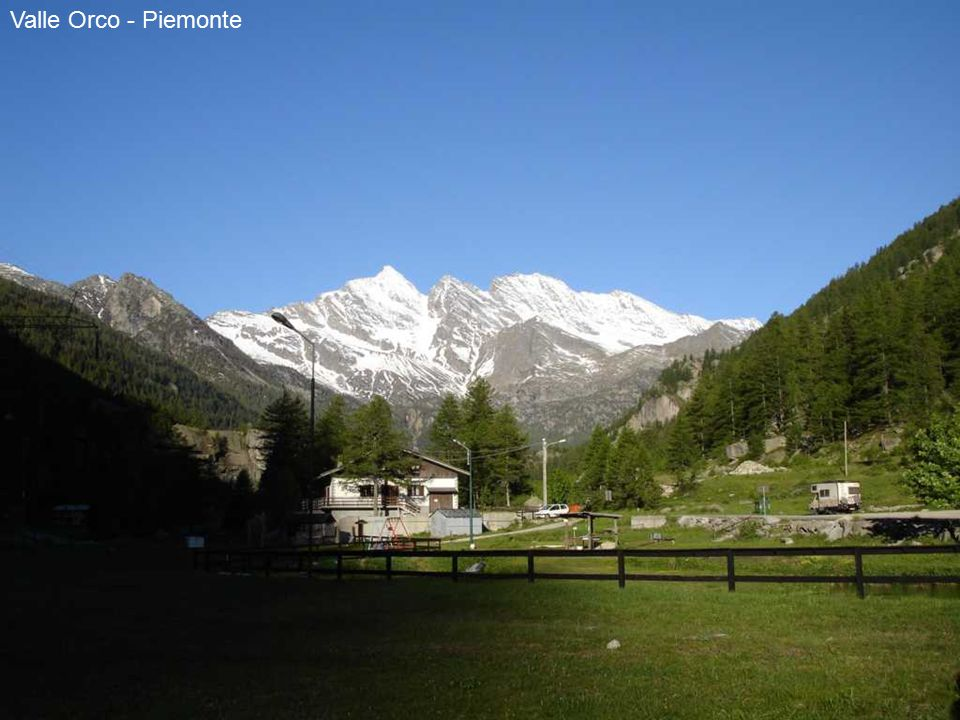 Valle di Lanzo - Piemonte