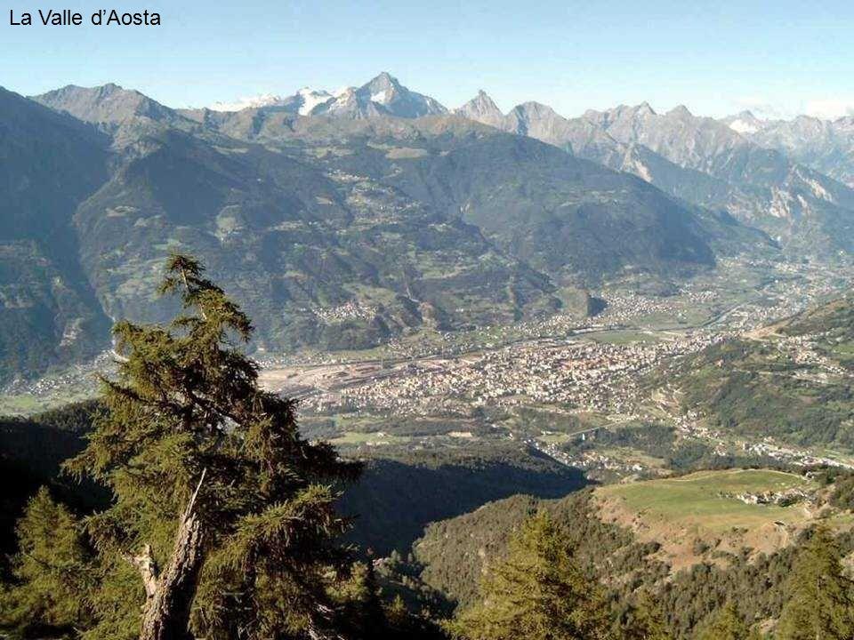 Le Valli Alpine Italiane